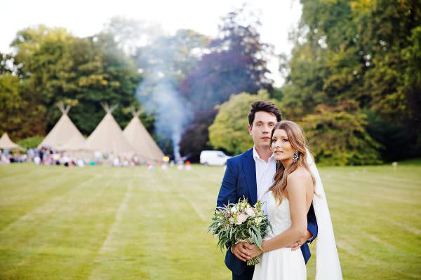 wedding photography at houghton lodge stockbridge